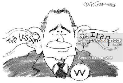 Bush clipart comic. George junior cartoons and