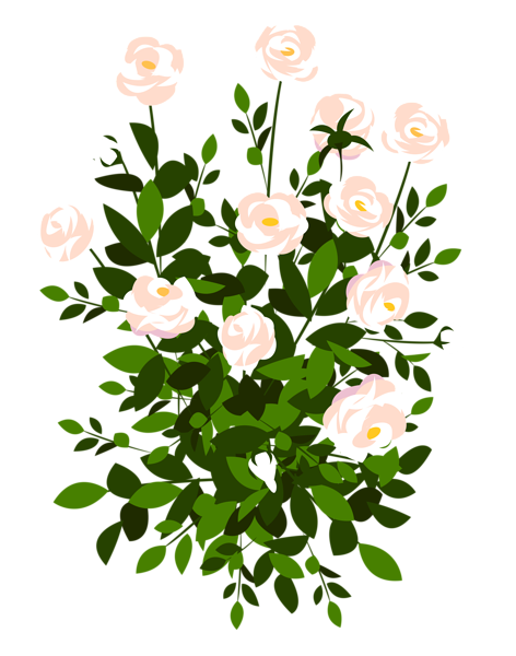 Pin by pink maiden. Clipart rose rose bush