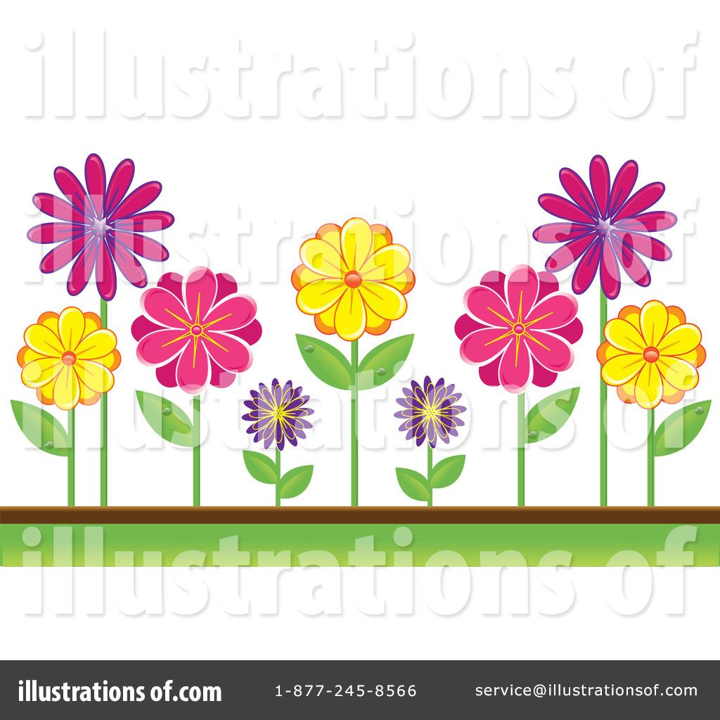 Flowers illustration by pams. Bush clipart flower