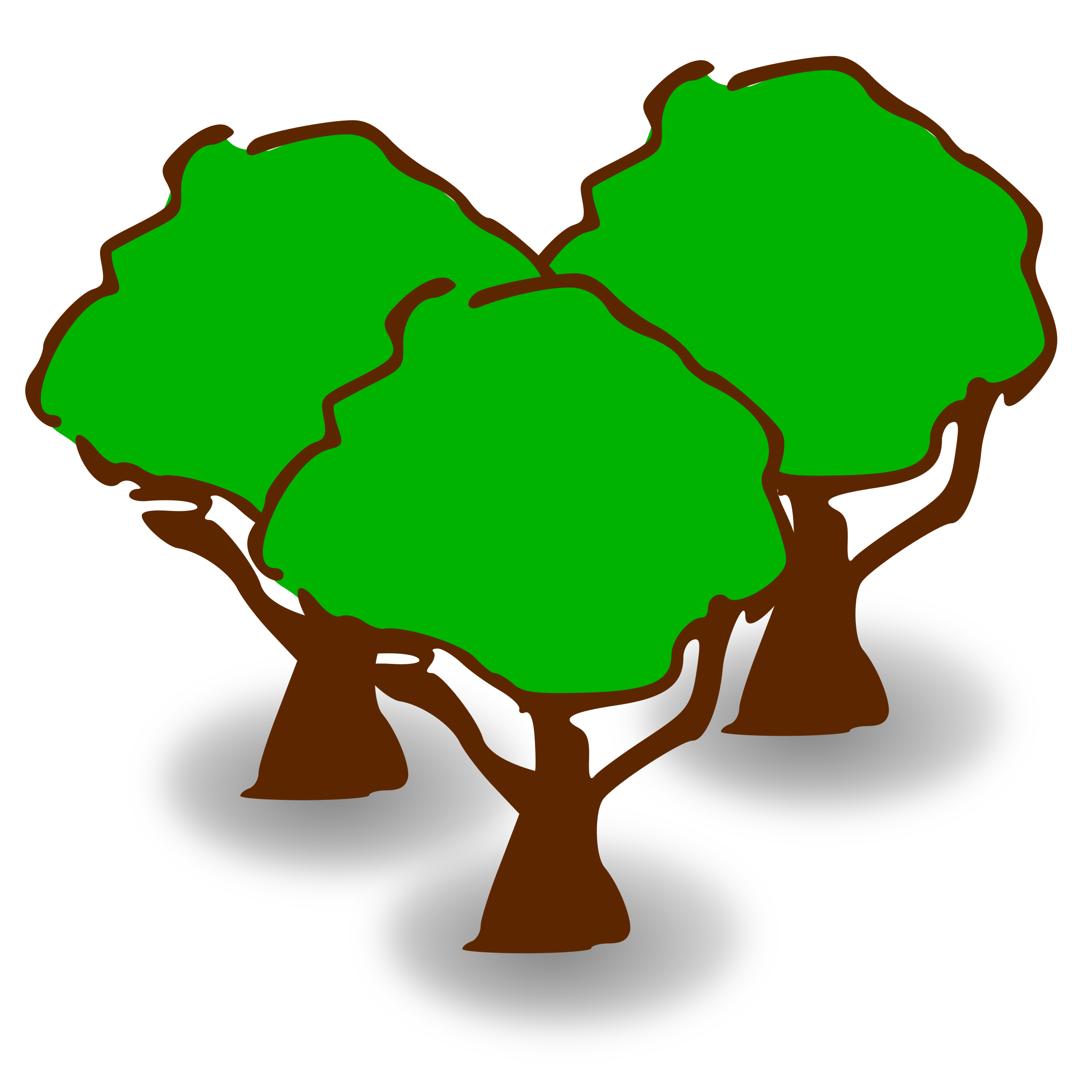 Bush clipart forest. Free clipartmansion com heafy