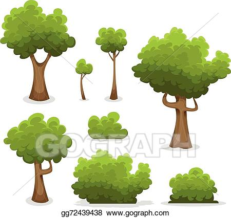 bush clipart hedges