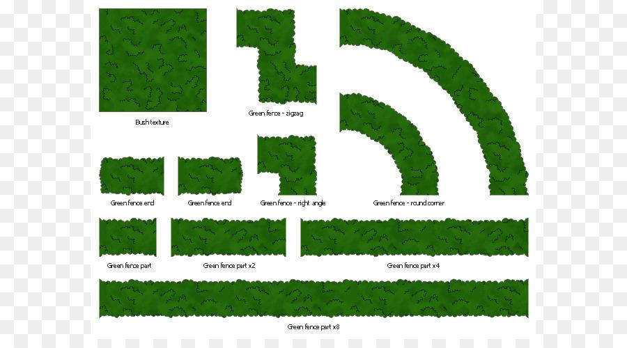 Design shrub bushes cliparts. Bush clipart landscape