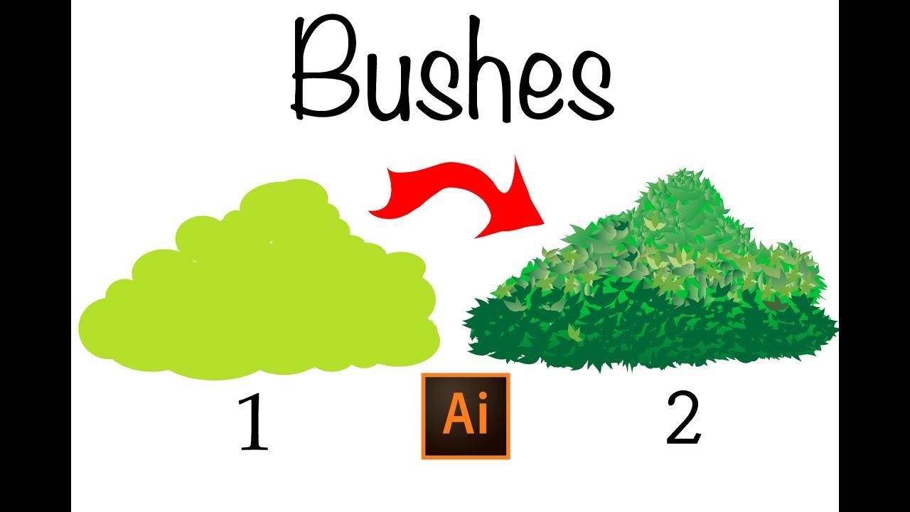 Free bush download clip. Bushes clipart paint