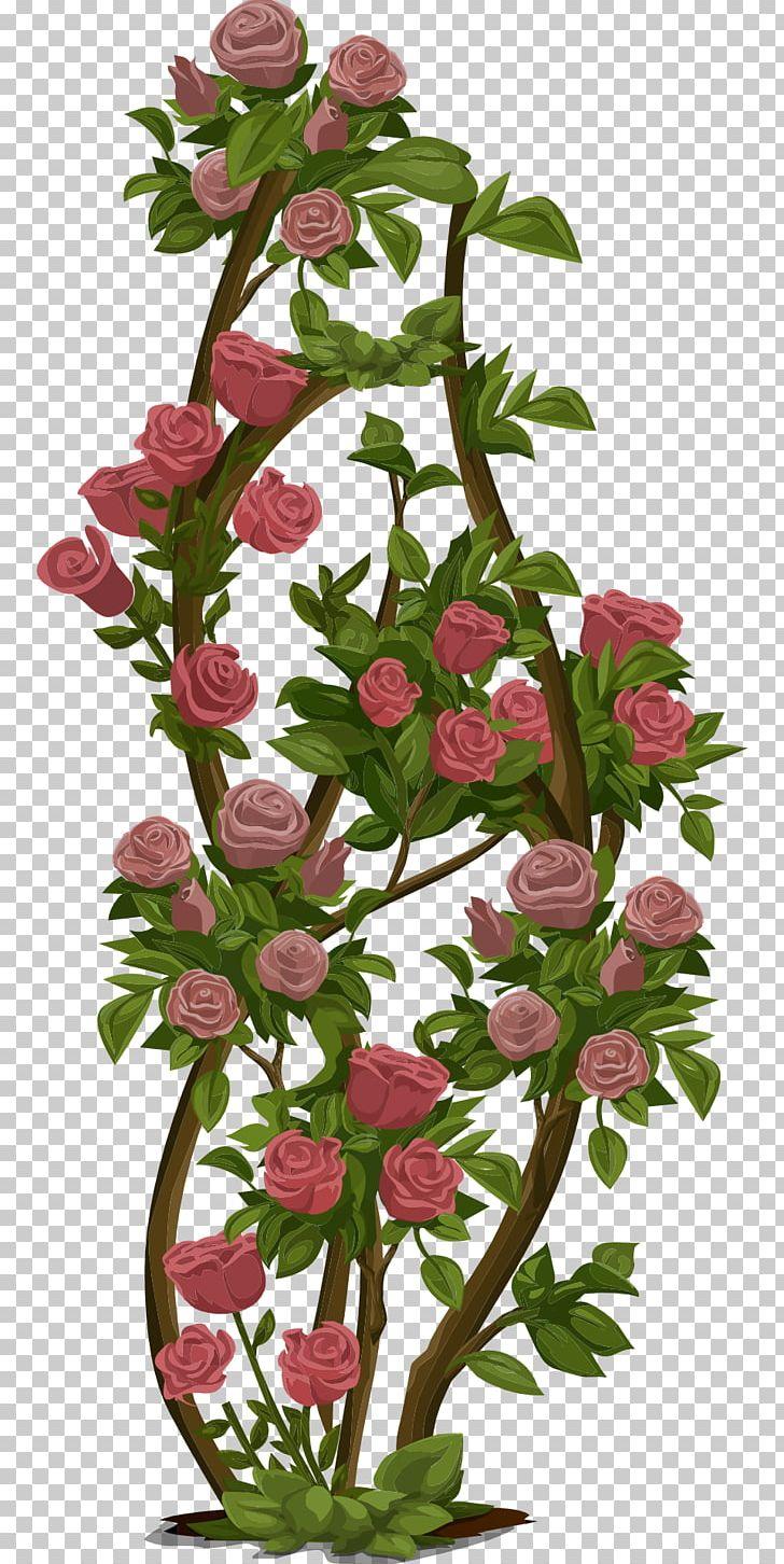 Rose clipart shrub. Png animation bush clip