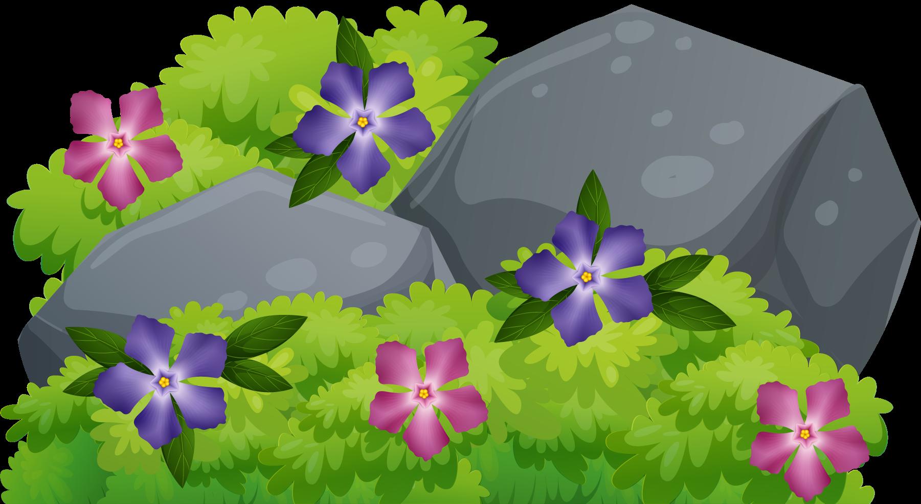 Bush png transparent free. Bushes clipart flower