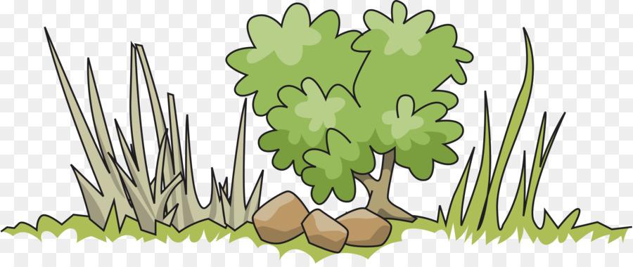 Shrub free content tree. Bush clipart shrubbery