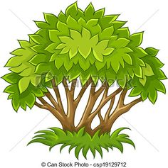 Bushes clipart paint.  best tree and
