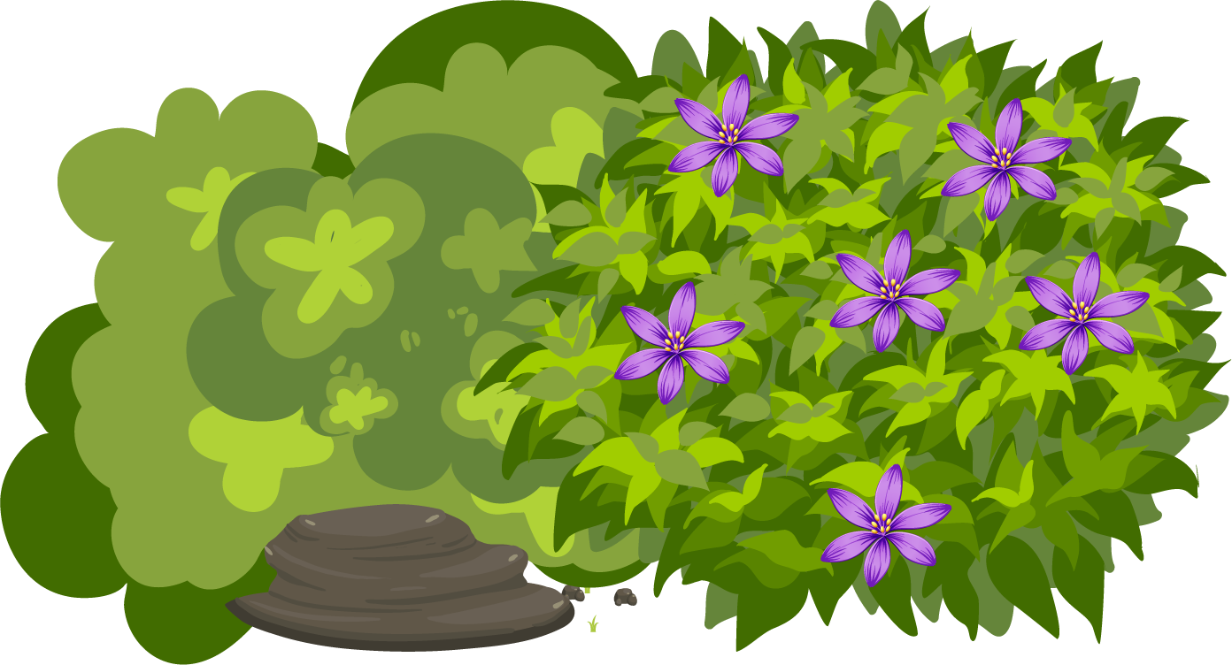 Bush png free images. Bushes clipart transparent background