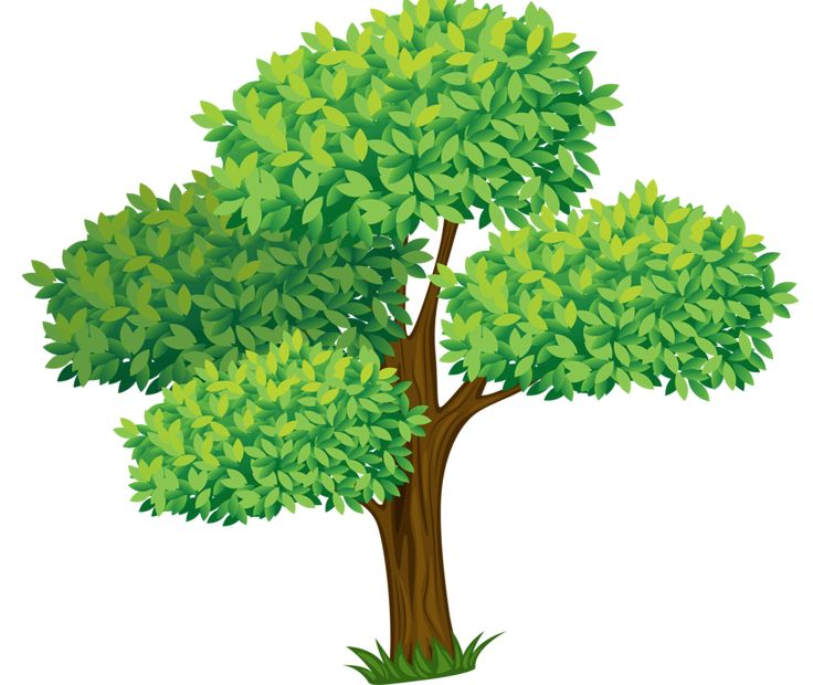 Bushes clipart chibi.  best tree images