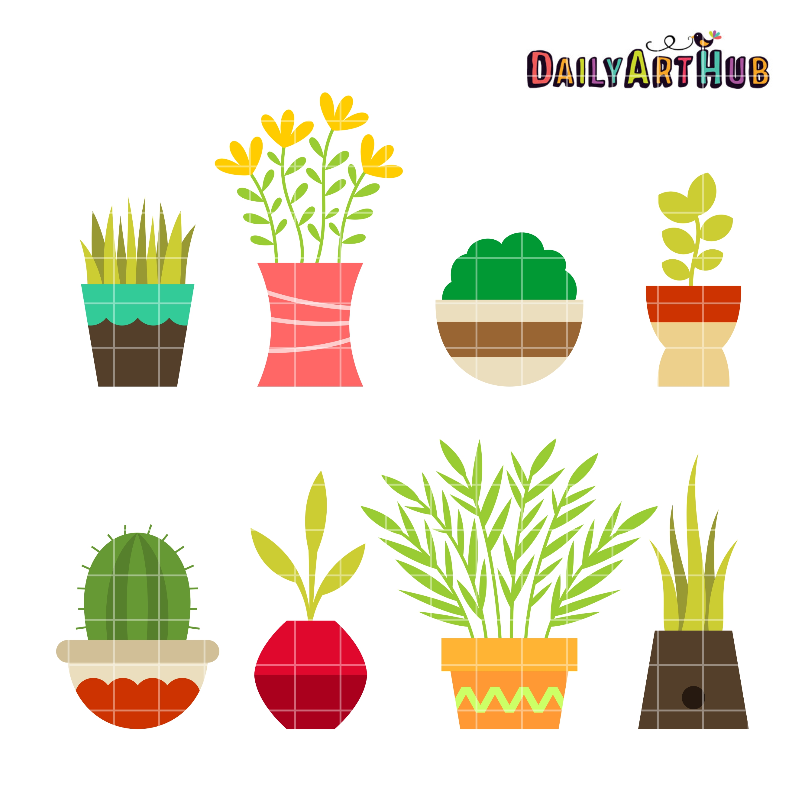 Www dailyarthub com wp. Plants clipart