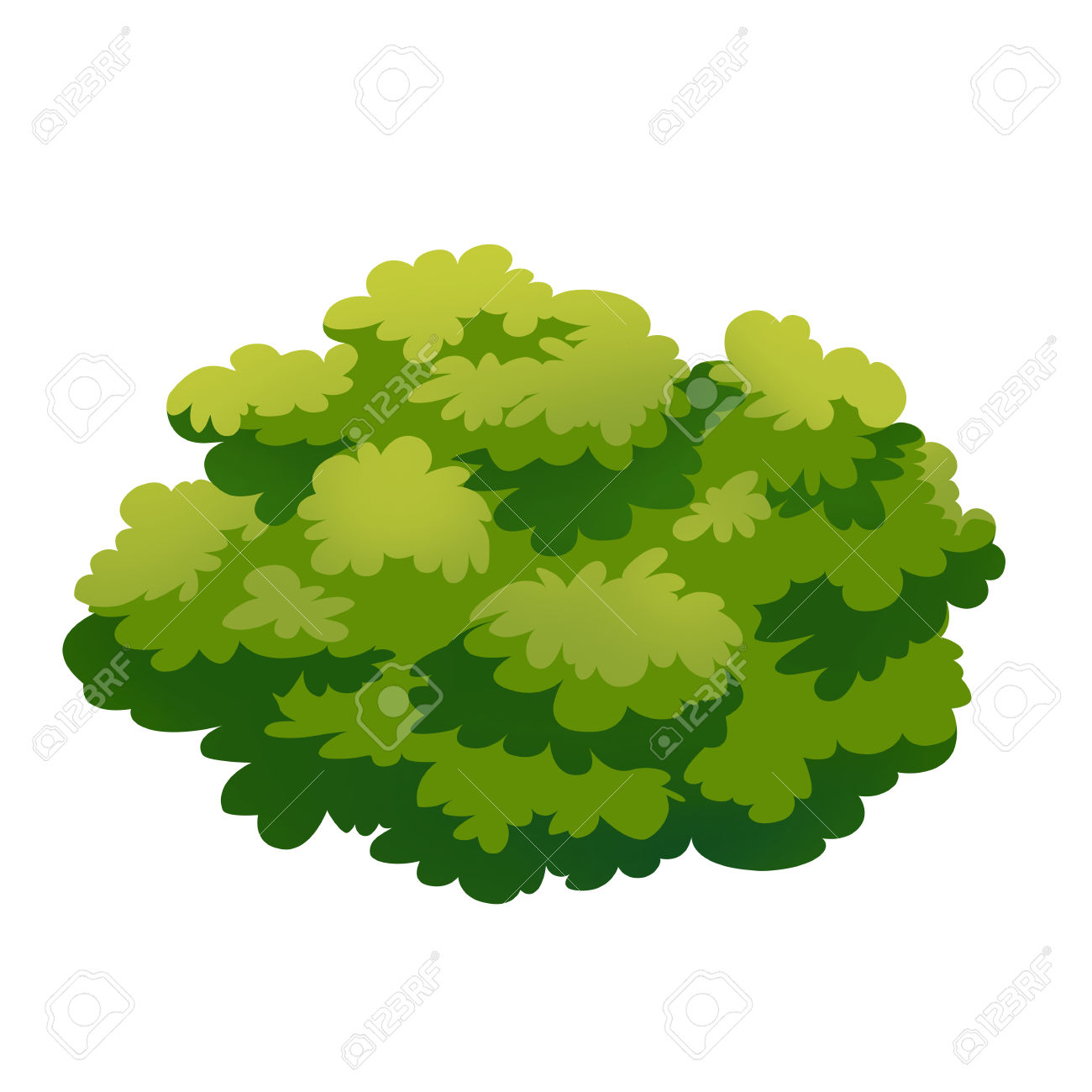 Bushes clipart forest. Collection of bush free