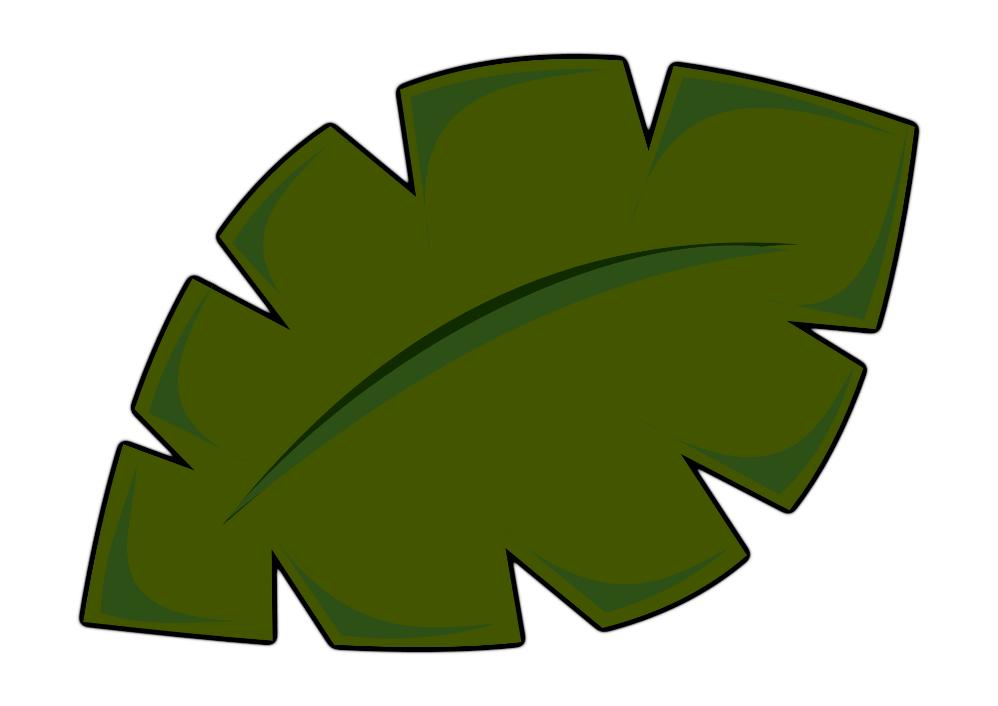 Clipart leaf coconut tree.  collection of jungle