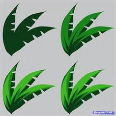 Plants in the yahoo. Bushes clipart jungle
