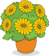 Plants clipart. Free clip art pictures