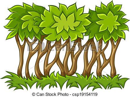 Green bush kid jpg. Bushes clipart shrub