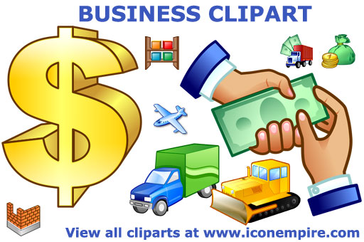 Business clipart. By ikonod on deviantart
