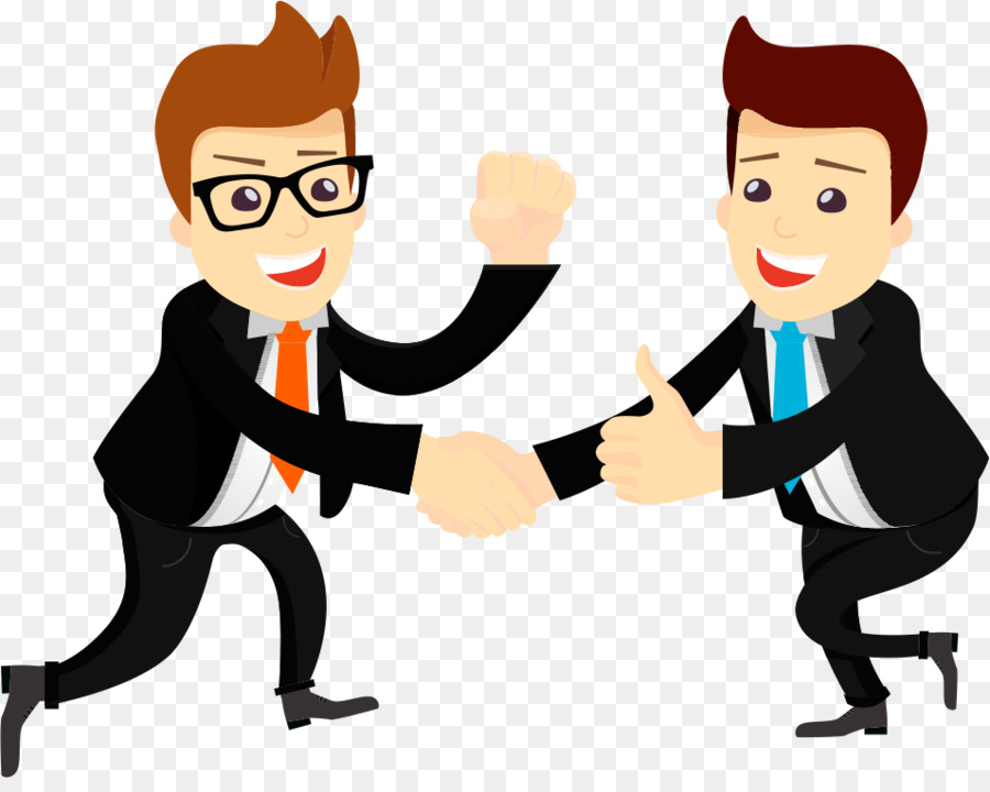 business clipart animated