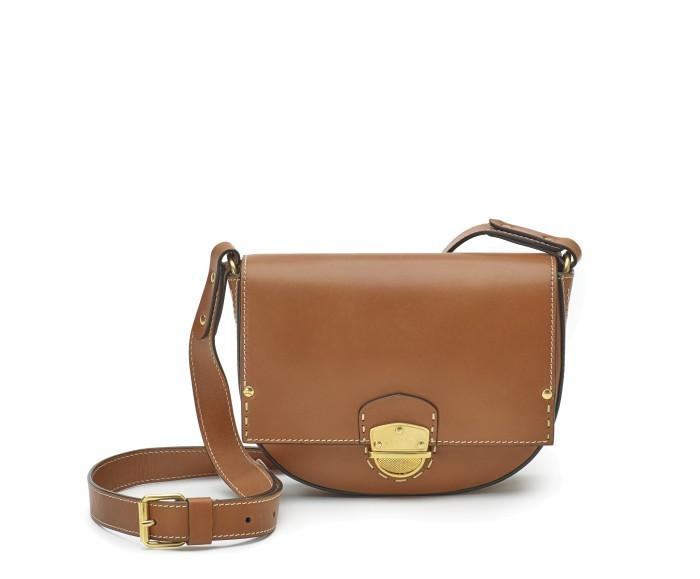 Ghurka leather bags accessories. Business clipart briefcase
