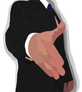 Business clipart busine. Hand shake clip art