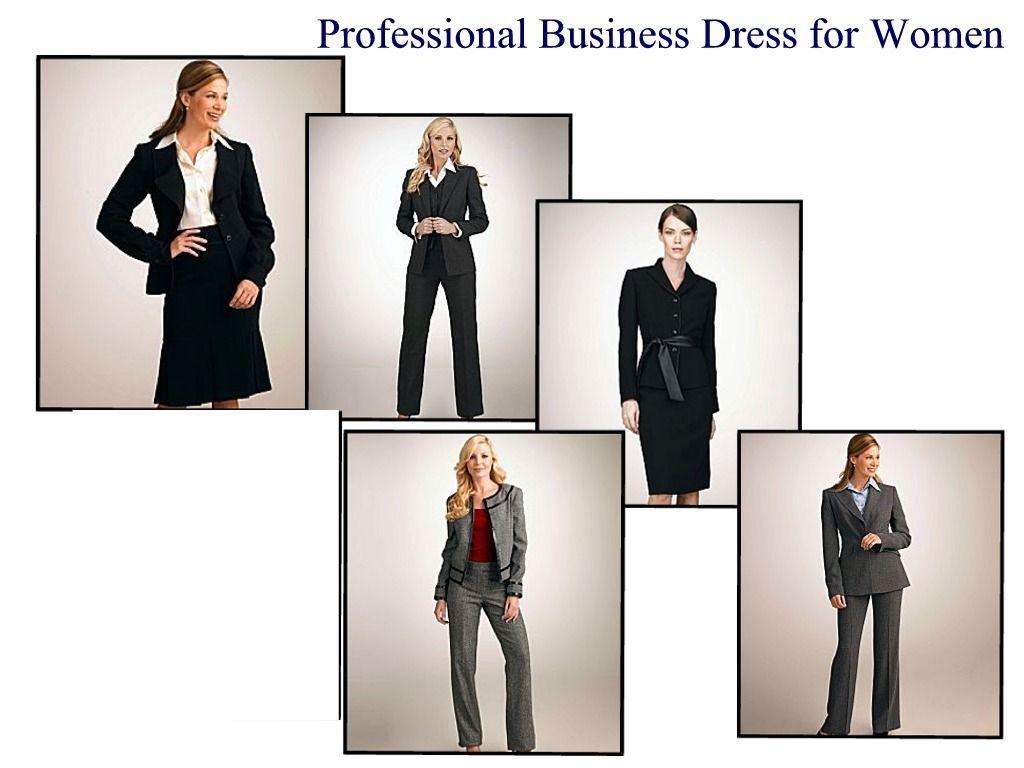 Business clipart business attire. Professional for women dress