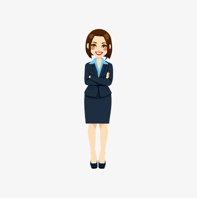 Vector wear women suit. Business clipart business attire