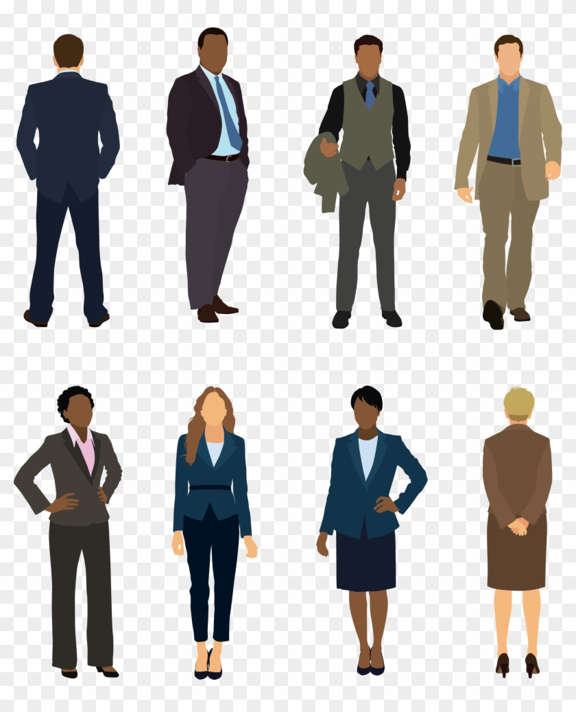 Professional clipart professional dress. Business vs casual code