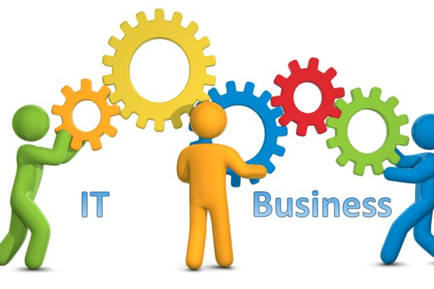 How it partnerships develop. Business clipart business collaboration