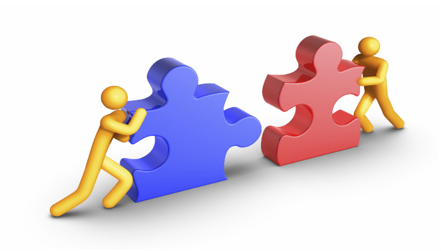 Japan africa forge alliances. Business clipart business collaboration
