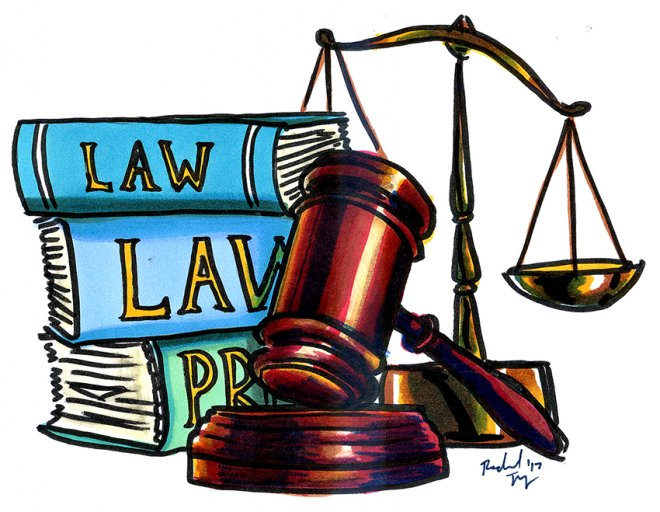 Laws clipart legal study. Law and business administration
