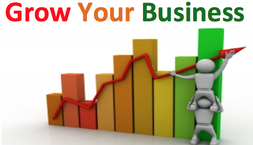 Business clipart business growth. Big strategies for your