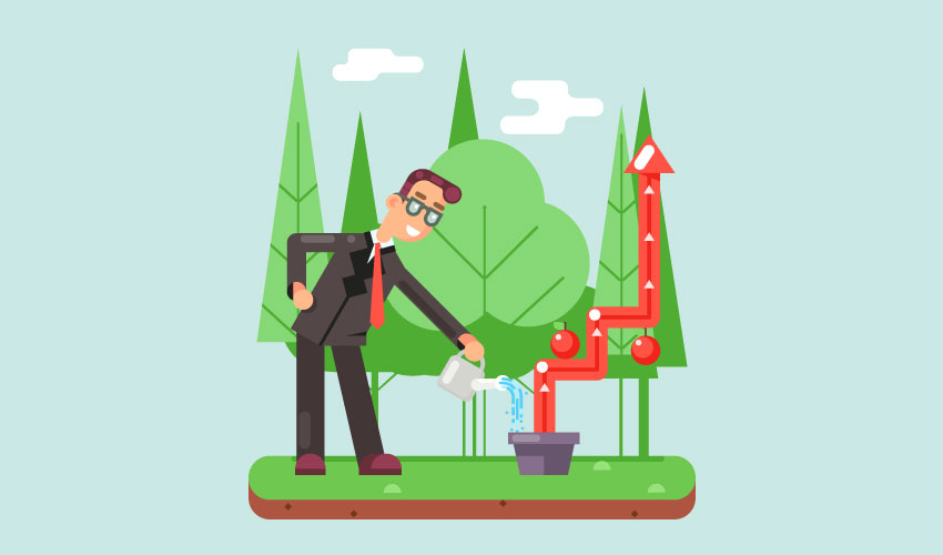 Business clipart business growth. How to manage the