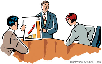 Manager clipart managerial role. Business management views downloads