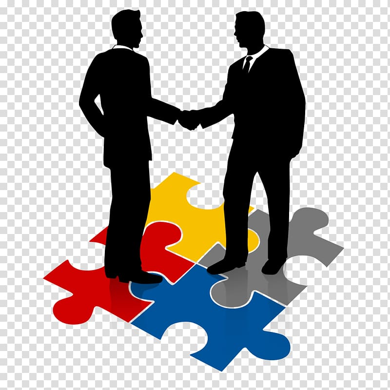 Partnership business partner transparent. Handshake clipart collaboration