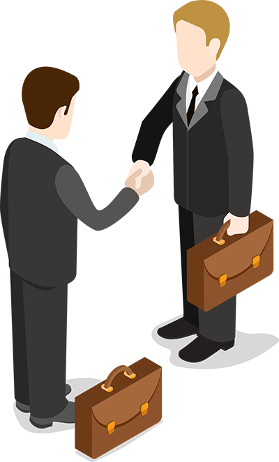 Business clipart business partner. Become a harbor communications