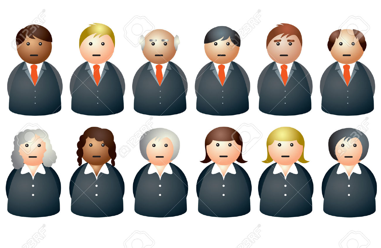 Office business people clipartix. Professional clipart corporate person
