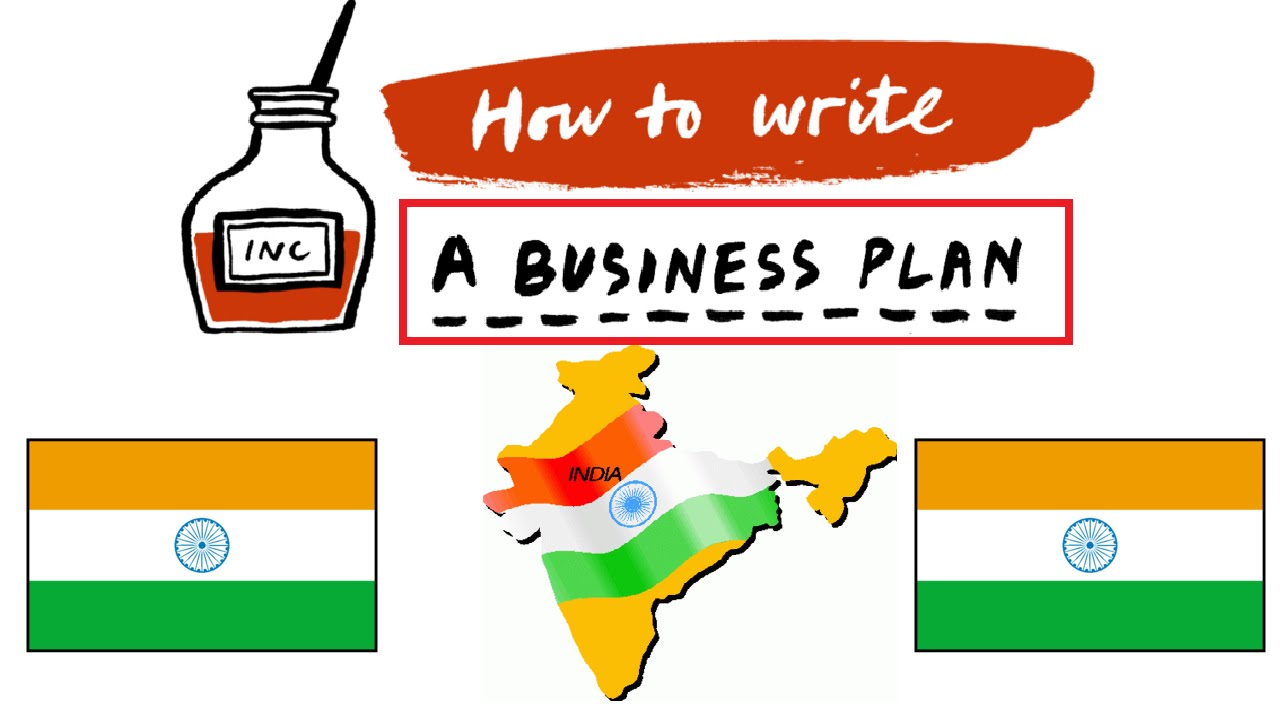 How to write small. Business clipart business plan