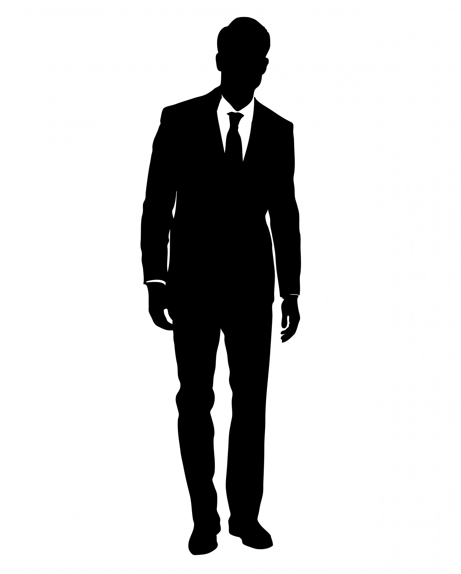 Free Tuxedo Clip Art with No Background - ClipartKey