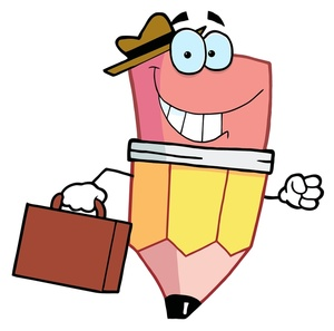 Business clipart cartoon. Free end of day
