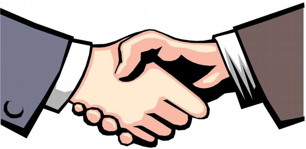 Business clip art free. Handshake clipart animated