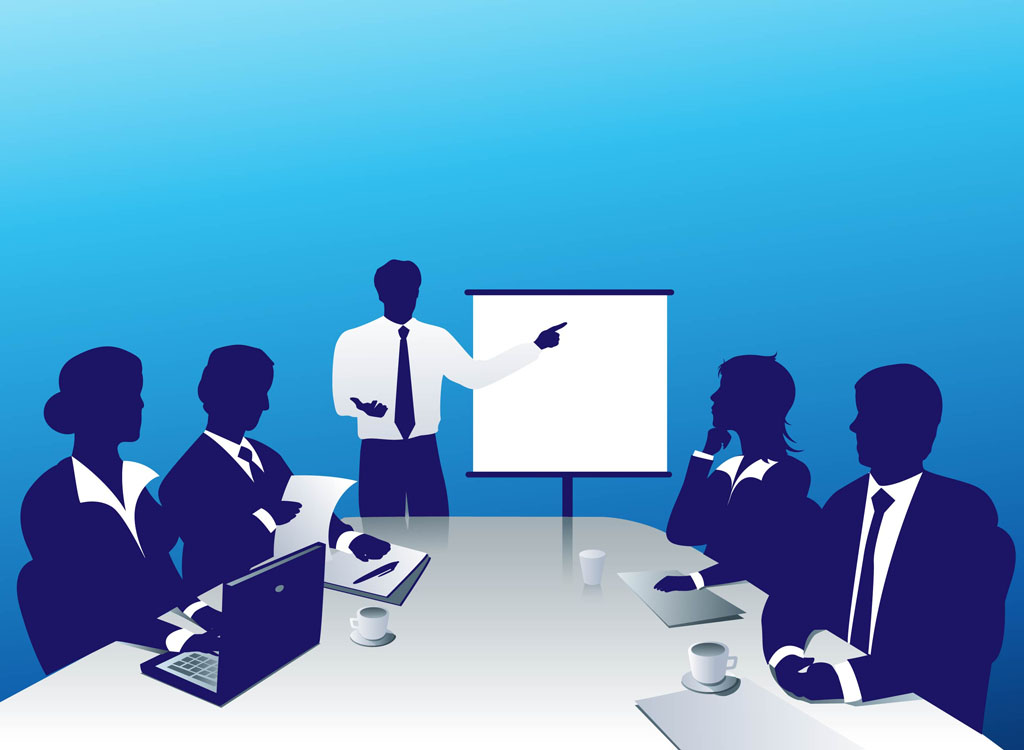 Business . Conference clipart