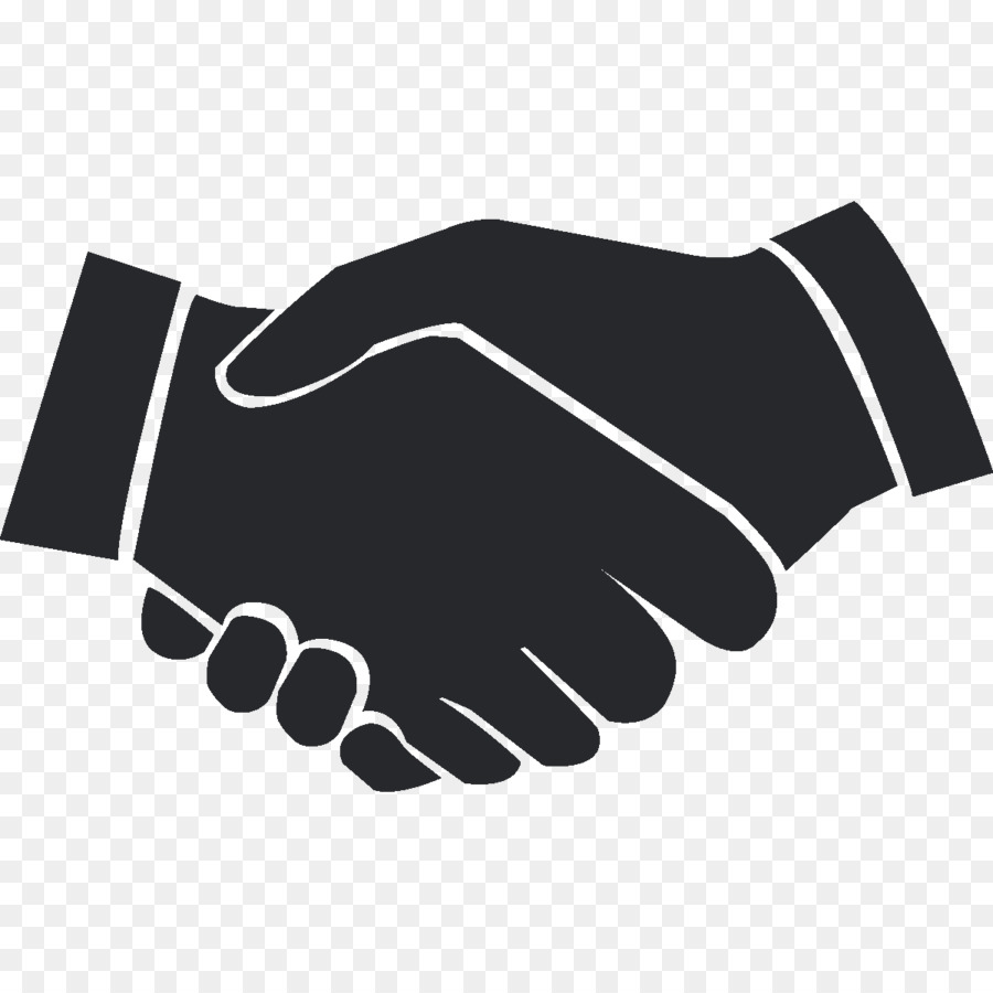 Hands clipart logo. Handshake computer icons business