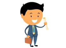 Business clipart happy. Free clip art pictures