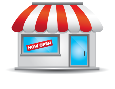 . Business clipart local business