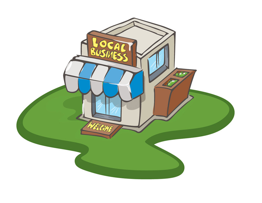 Business clipart local business. Five ways to enhance