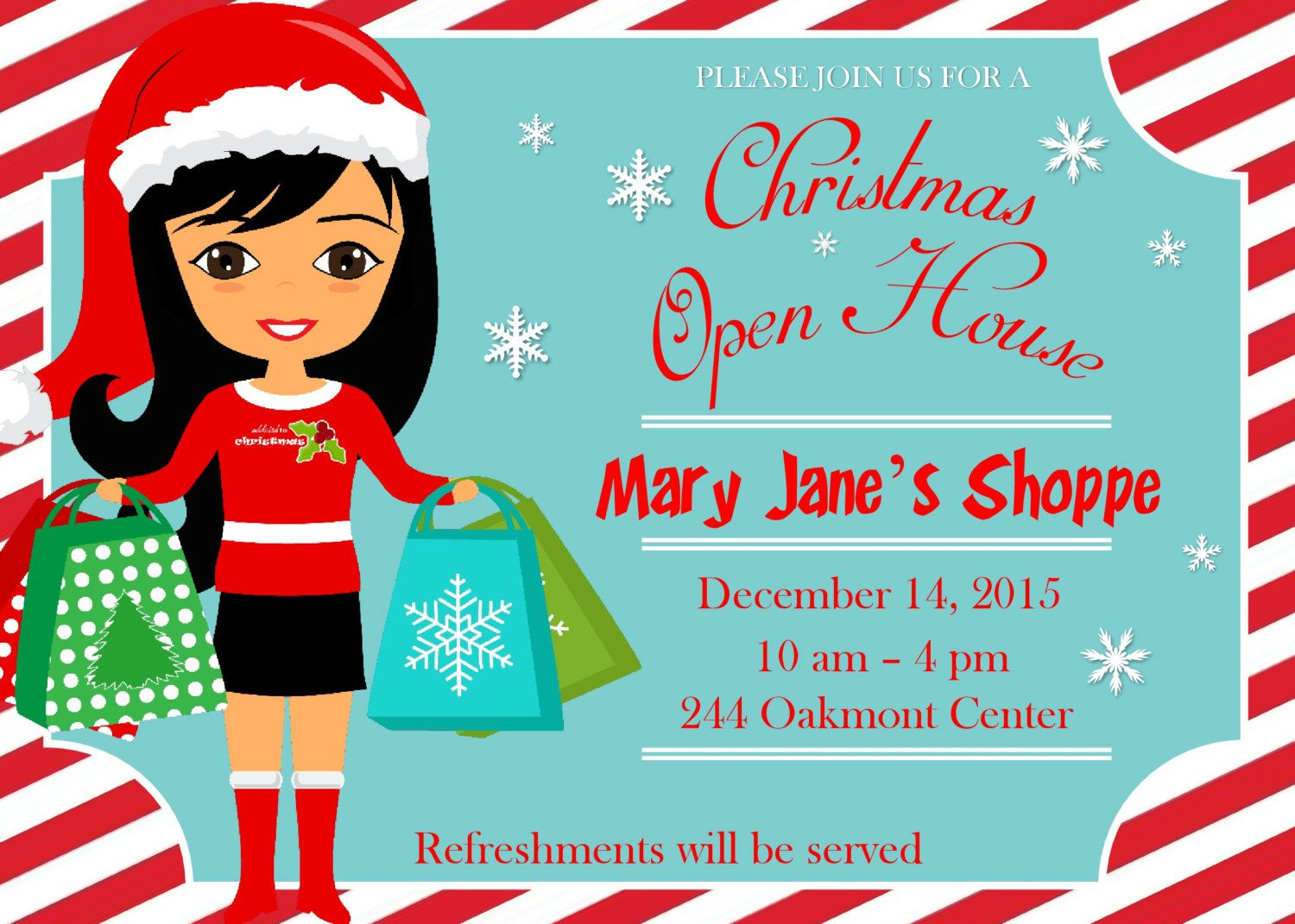 best invite images. Business clipart open house