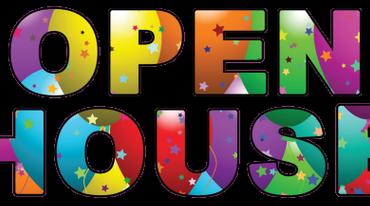 Business clipart open house. Berkshire community action bcac