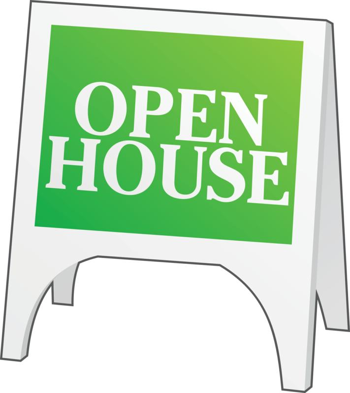 best images of. Business clipart open house