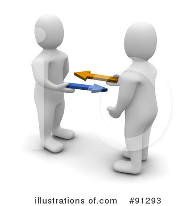 Business clipart partnership.