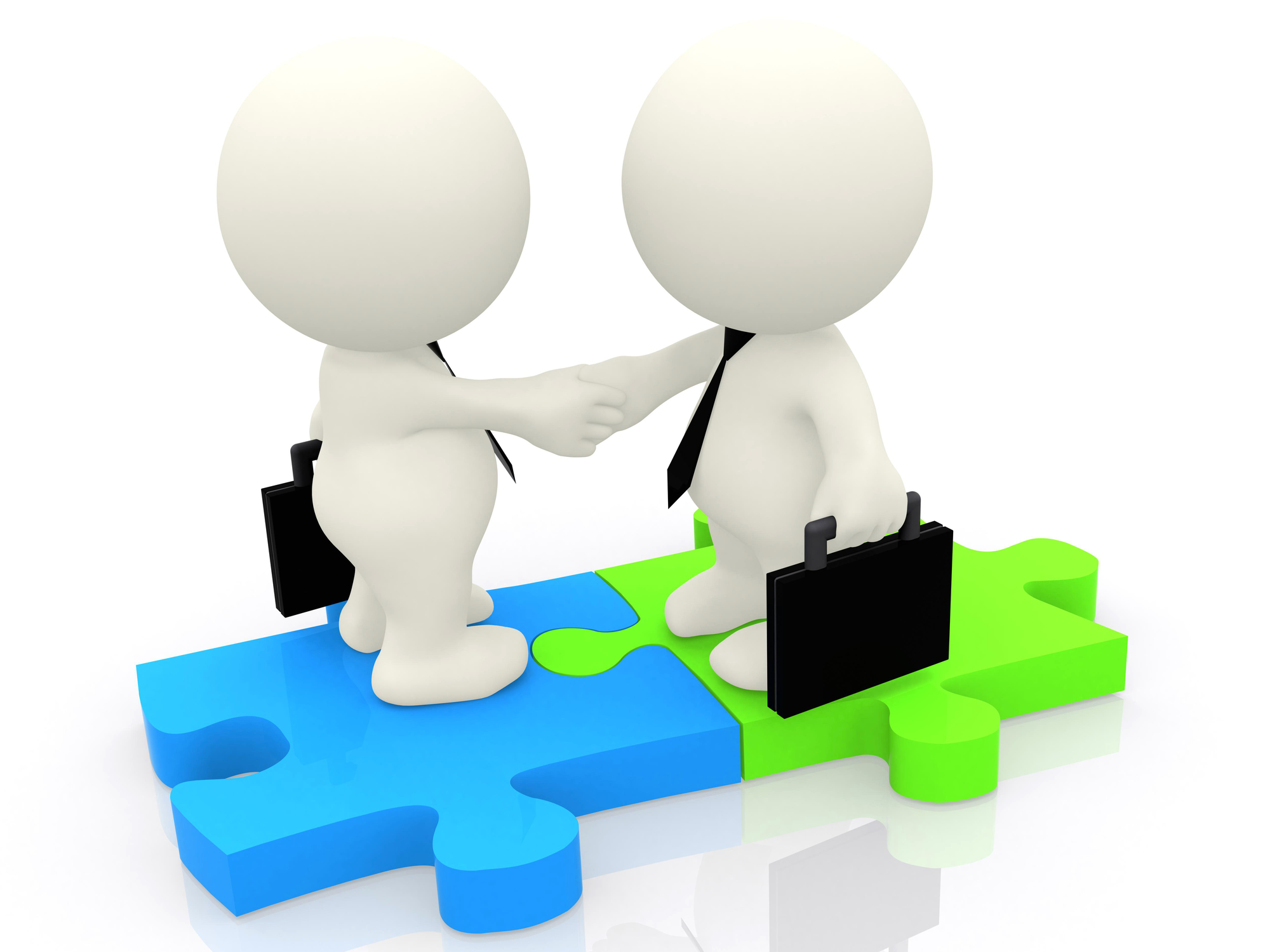 Business clipart partnership. Forming a strategic alliance