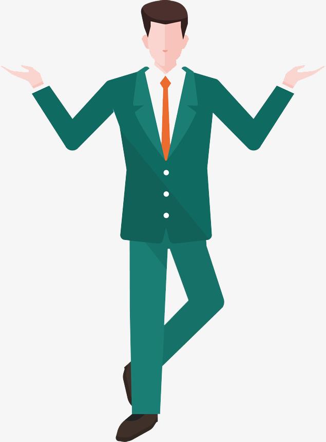 Business clipart professional. Man walking walk big